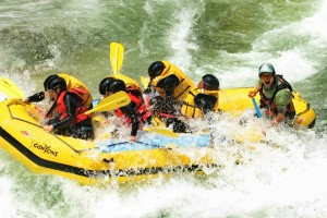 rafting river boat 300x200 Go With the Flow