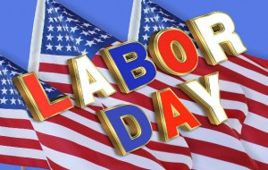 Labor Day American flags feature 300x190 Labor Day: Celebrated For The Right Reason?
