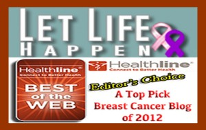 healthline feature 300x190 Let Life Happen Voted A Top Breast Cancer Blog